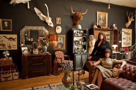 Taxidermy Home Decor: Personal Steampunk Museums: Hollister & Porter Hovey Turn