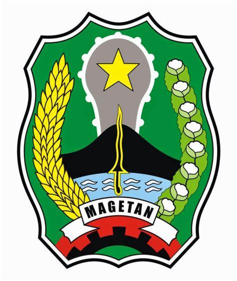 logovectorcdr logo kabupaten magetan