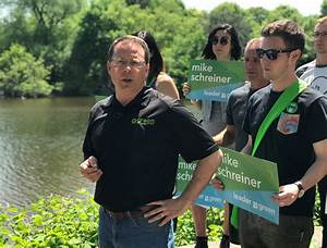 Provincial Green Party Leader Mike Schreiner projected to ...