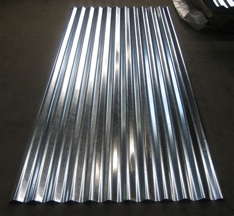 material metal sheet color corrugated steel sheet