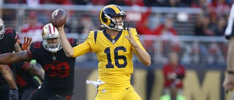 jared goff torches ers  return   bay area
