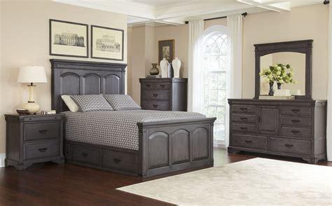 Aspen Village Storage Bedroom Set By Avalon Furniture