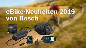 Bosch Professional Neuheiten 2019 : die bosch ebike neuheiten 2019 bosch ebike innovations ~ Jslefanu.com Haus und Dekorationen