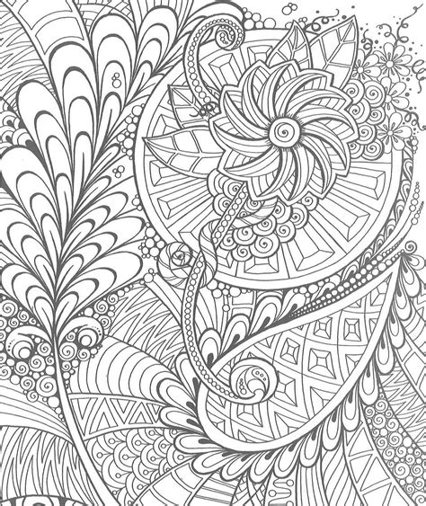 zendoodle coloring creative sensations julia snegireva book  stock buy   mighty