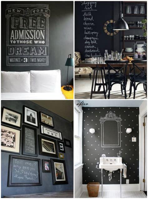le blackboard devient chalkboard peinture ardoise black board blackboards