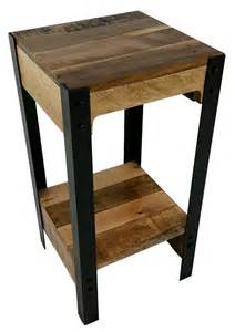 build a small end table