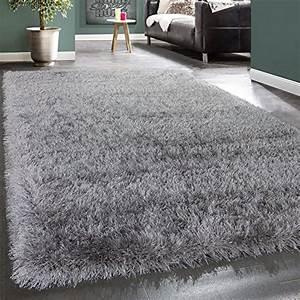Teppich Mit Glitzer : hochflor teppiche und andere teppiche teppichboden von paco home online kaufen bei m bel ~ Frokenaadalensverden.com Haus und Dekorationen