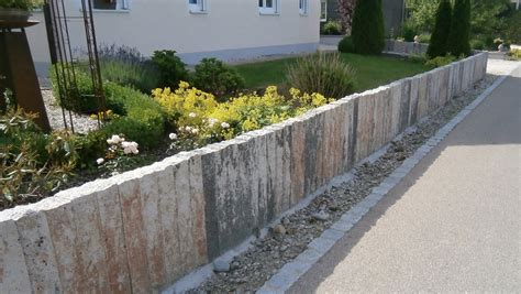 palisaden setzen ohne beton palisaden saenger baustoffe gmbh