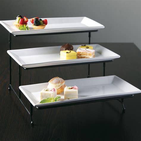 tier plate holder  tiered gl stand   tier birthday wedding