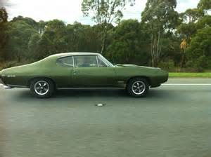 dodge car clubs 1968 pontiac gto personified australian national car spotters