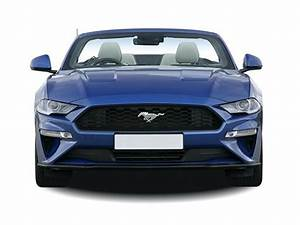 Ford Mustang Convertible 5.0 V8 GT [Custom Pack 2] 2dr Lease Deals - What Car? Leasing