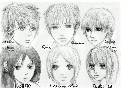 My Fav Artists' Drawing Styles By Amira-amilia On Deviantart