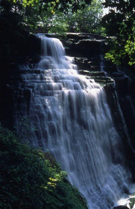 brandywine falls cuyahoga valley national park