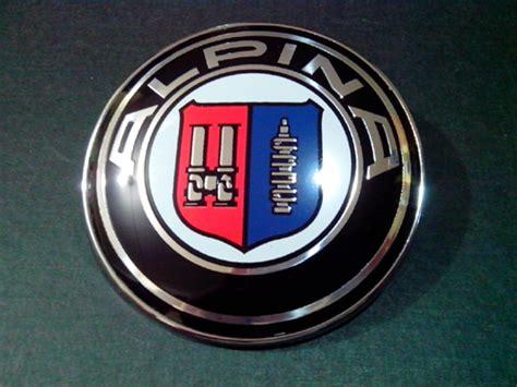 Bmw Alpina Hood Emblem 82mm