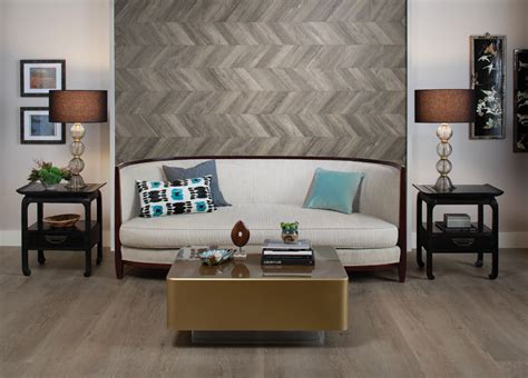 accent walls laminate planks  installation easy