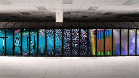 titan named worlds fastest supercomputer    nvidia gpu underpinnings  verge