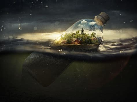 500px Blog » » 35 Incredible Photoshop Creations That Blur