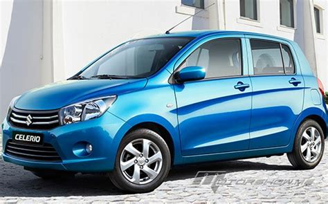 Suzuki Small Cars by 2018 Suzuki Celerio A Dynamic Small Car