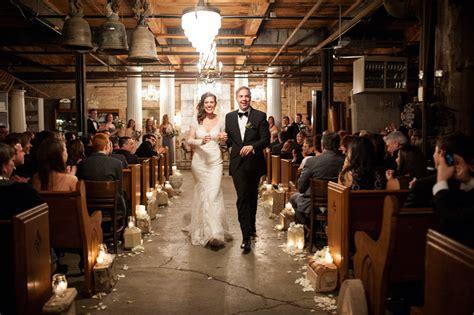 Chicago Wedding At Salvage One