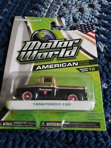 Greenlight Motor World American Edition 2014 56 Ford F 100