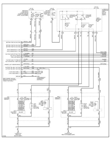 headlight wiring diagram somurich