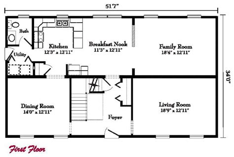 colonial style floor plans pin by palace on ranch conversion modular home