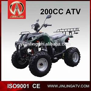 200cc Cheap Atv For Sale With Reverse Gear