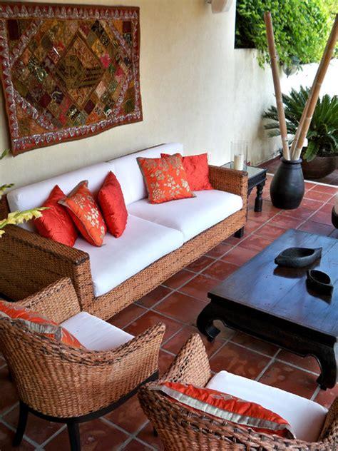 wicker patio furniture ideas  perfect outdoor summer