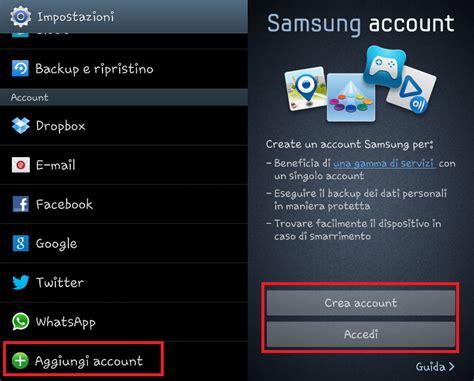 samsung account android find my mobile l applicazione web di samsung per trovare
