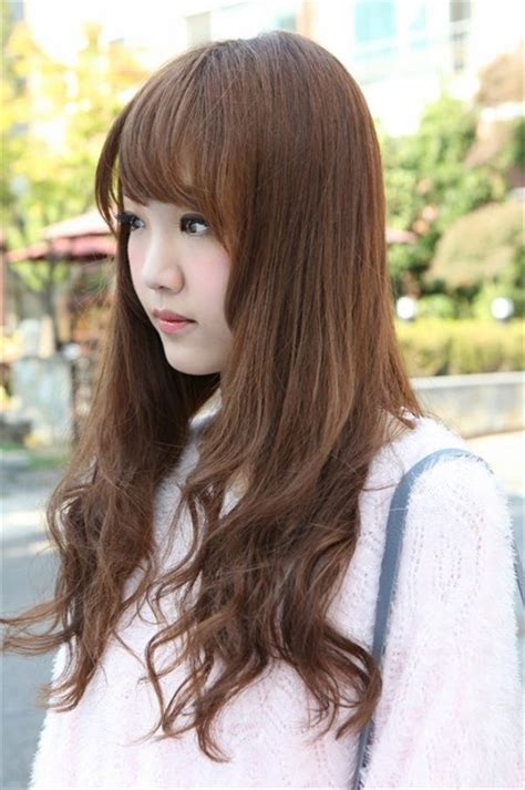 Pretty Hairstyles For by Sweet Asian Hairstyles For Pretty