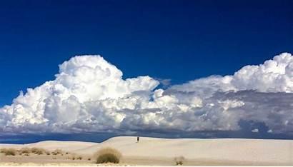 Sands Desert Clouds Photographer