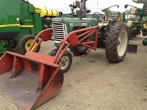 1959 Oliver 880 Tractors - Row Crop   100hp