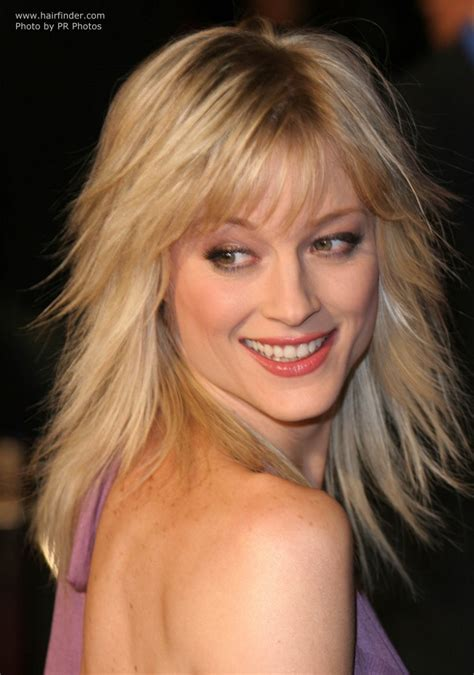 Hairstyle Hair by Teri Polo Straightened Hair And Hair With