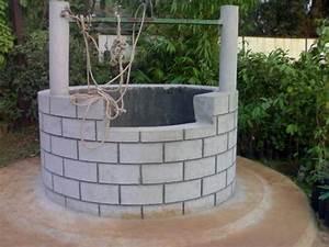 puits d39eau informations reglementation et tarifs With faire un puit dans son jardin