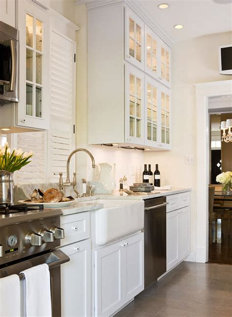 kitchen divider ideas beautiful efficient small kitchens traditional home