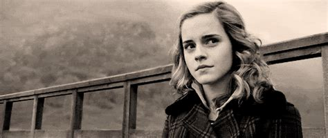 Hermione Granger Harry Potter Quotes Gifs Glamour