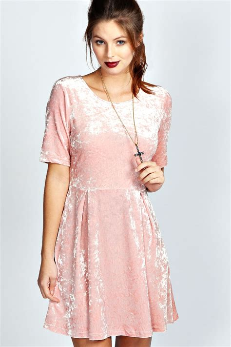 Ideas of Velvet Short Dresses for Women u2013 Designers Outfits Collection