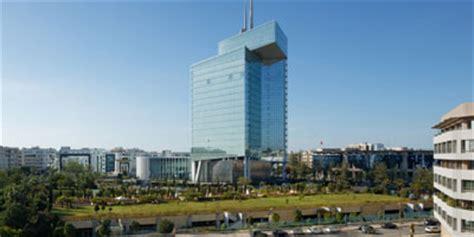 siege maroc telecom sm le roi inaugure le nouveau siège social de maroc