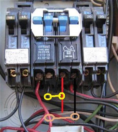 circuit breaker help doityourself community forums