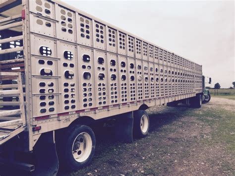 Boat Trailer Rentals In Ct by 2003 Ground Load Livestock Trailer Tct Classifieds