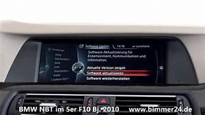 Bmw Navigation Professional Nbt Mit Touch Controller Im