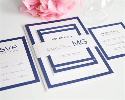 Modern Wedding Invitations In Blue With Monogram  Wedding. Documentary Wedding Photography Glasgow. Wedding Gifts Liverpool. Royal Wedding Chapel Queen Mary. Wedding Shower Games For Males. Wedding Shower Jello Shots. Beach Wedding Name Cards. Wedding Magazine Submit Photos. Wedding Photos Jill Duggar