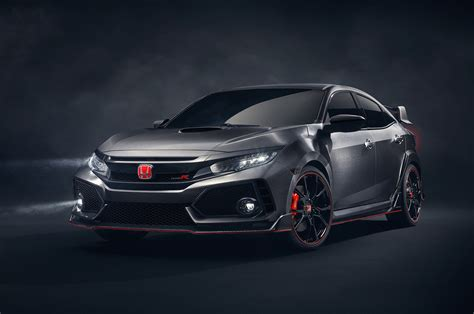honda civic honda civic type r production model to debut in geneva