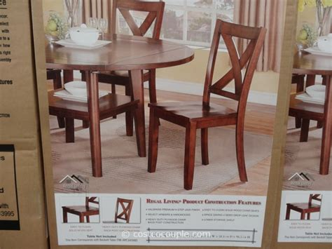 costco dining table in store regal living beckett dining chairs