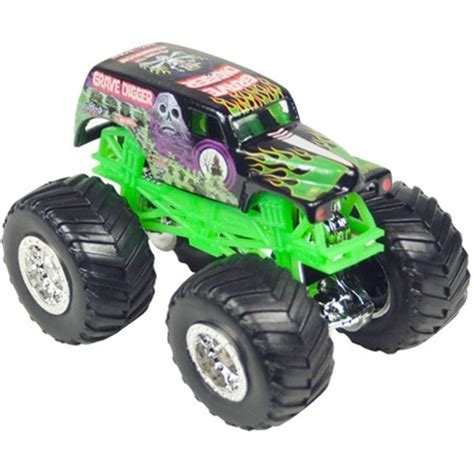 wheels grave digger monster truck wheels grave digger die cast truck traveler series