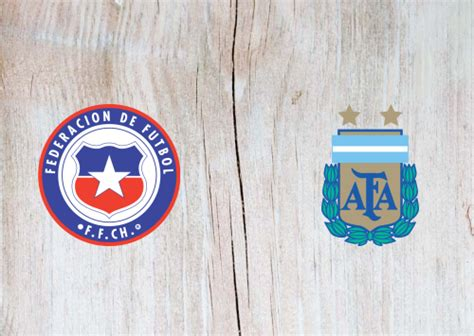 #two red cards and a hella lot of yellows #copa america #chile vs argentina #copa américa 2015. Chile vs Argentina Highlights 6 September 2019 - Football Full Matches And Soccer Highlights Videos