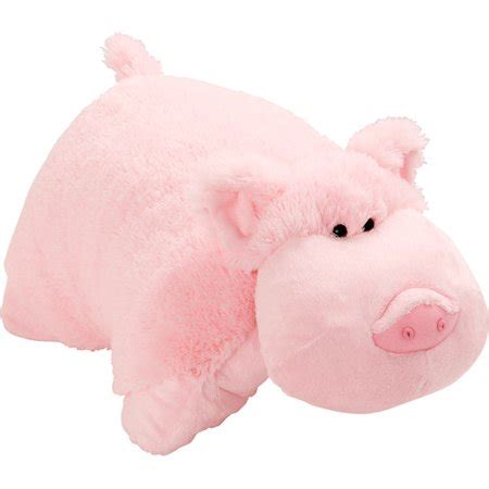 wee pillow pets pillow pets wees pink pig walmart