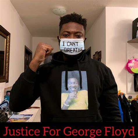breathe george floyd face mask