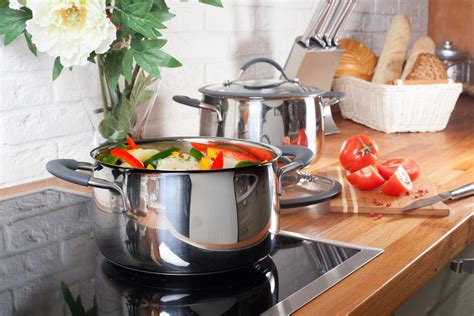 cookware induction glass stoves cooking cooktop surface rice cooker cooktops type stainless steel pan iron cast complete ultimate need kitchen