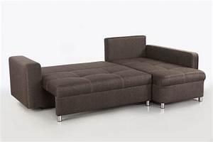 canape d39angle lyon marron fonce sb meubles discount With tapis yoga avec canapé d angle lyon